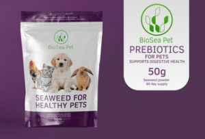Biosea Pet Seaweed for health pets