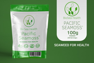 Pacific Seamoss Powder